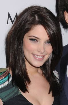 Ashley Greene - haircut