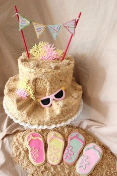 Baby beach party - Παιδικό πάρτυ στη παραλία