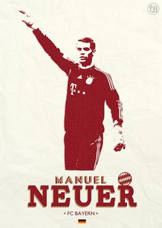 Manuel Peter Neuer is a German professional footballer who plays as a goalkeeper for and captains both the Bundesliga club Bayern Munich and the Germany national team. He is a goalkeeper. Wikipedia Born: 27 March 1986 (age 31), Gelsenkirchen, Germany Height: 1.93 m Weight: 92 kg Spouse: Nina Weiss (m. 2017) Salary: 7.627 million USD (2015) Current teams: FC Bayern Munich (#1 / Goalkeeper), Germany national football team (#1 / Goalkeeper)