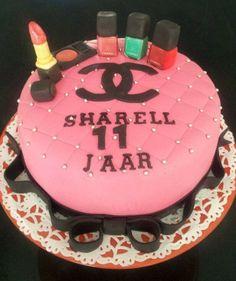 Chanel Taart 4
