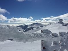 Kalavryta Skicenter from top!