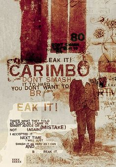 Misprinted Type • Carimbo