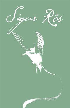 Sigur Ros Band Poster