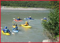 Whitewater Adventure Kayak School | American Canoe Association | Denali Outdoor Center