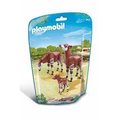 Playmobil 6643 Okapi's met kalf? Bestel nu bij wehkamp.nl