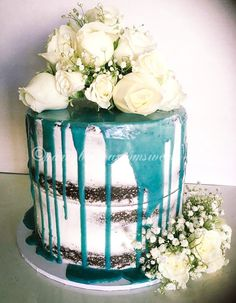 When creating a timeless elegant cake. One can not go past fresh flowers. My favourite cake right now is a naked cake. So simple but yet so perfect. I created this cake for a baby shower in Mudgee.