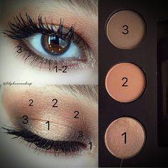 Makeup Looks Dramatic Goth - Makeup Eye Makeup Steps, Makeup Eye Looks, Simple Eye Makeup, Natural Eye Makeup, No Eyeliner Makeup, Eyeshadow, Makeup Eyes, Goth Makeup, Day Makeup