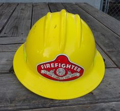 HELMET TULARE COUNTY FIRE DEPT forest brush wild California firefighter