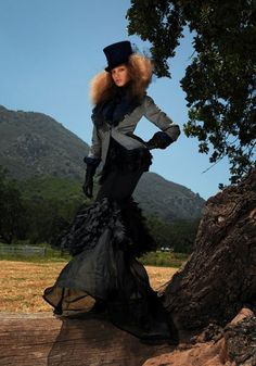 Nik Pace - Country Couture - Photoshoot by Craig de Christo - Cycle 5