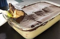 Dessert does not require baking. Just filled and ready! A delicious cake without baking 'Tenderness' will become a real treat on your table. Delicious Desserts, Dessert Recipes, Yummy Food, Russian Recipes, Saveur, Stick Of Butter, No Bake Cake, Food Photo, Sweet Recipes