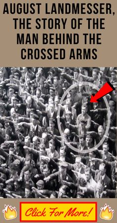 August Landmesser, The Story Of The Man Behind The Crossed Arms - August Landmesser, The Story Of The Man Behind The Crossed Arms - August Landmesser, Easy Food To Make, How To Make, Funny Pins, Funny Stuff, Cool Things To Buy, Amazing Things, Weird World, Shopping