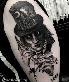 Jack the Ripper by Matthew Murray (@ mattwmurray)