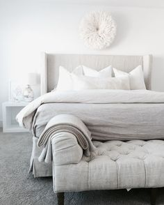 TO-DIE-FOR STATEMENT BEDS
