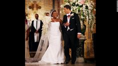 """Star Jones, then a co-host of ABC's """"The View,"""" married banker Al Reynolds in 2004. Description from us.cnn.com. I searched for this on bing.com/images"""