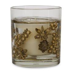 Autumn Fireside Glas