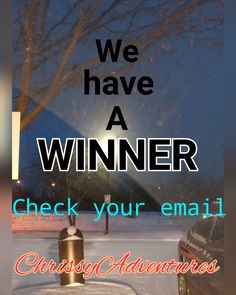 Hello Adventurers, I hope everyone's holidays were restful, happy, beautiful and most of all…full of love! The winners of the ChrissyAdventures Christmas Giveaway Contest were selected …