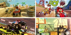 35 android racing games top list by navsignh