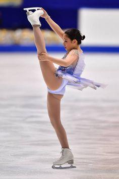 Figure Skating, Marines, Videos, Skate, Routine, Most Beautiful, Japan, Running, Female