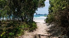 Entrada a Lopes Mendes, Ilha Grande