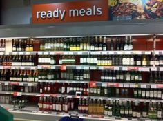 ^_^ I am SOOOOOO looking for this section next time I go to the grocery ^_^