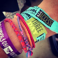 ACL arm party.