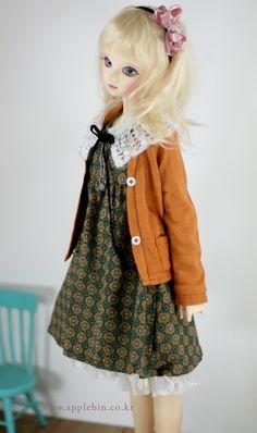 Applebin bjd clothes