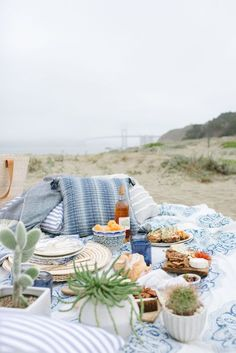 Sometimes, life just calls for a picnic. The simple act of getting outside and sharing a meal just feels like such a departure from the everyday. The best par