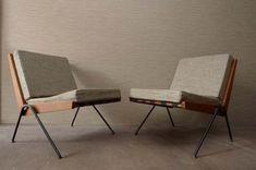 Robin Day :: Chervon Chairs, 1957