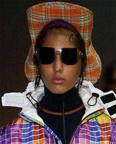 Prada Resort 2017 Resort 2017, Prada Sunglasses, Catwalk, Eyewear, Fall Winter, Spring Summer, Couture, Face, Women