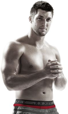 Tim's Preferred Jockey Underwear | Tim Tebow for Jockey, He's gorgeous!