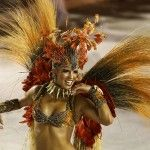 Love it!!! The Brazilian Carnival, properly spelled Carnaval, is an annual festival in Brazil that started at the beginning of this week. Brazilian Carnival exhibits some differences from its European counterparts, having mixed African, Native and Euro elements.
