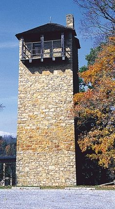 old wythe county photos - Shot Tower