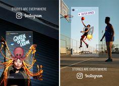 Stories are everywhere: la campaña de Instagram que muestra que todos podemos contar historias - La Criatura Creativa