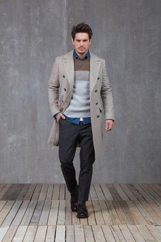 Brunello Cucinelli Wing tip Desert Shoe   Favorite Men's Style