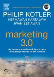 O livro Marketing 3.0, de Philip Kotler, Hermawan Katajaya e Iwan Setiawan aborda os novos desafios do marketing centrado no ser humano, colocando os diversos stakeholders de uma empresa como responsáveis pela cocriação de sua proposta de valor.