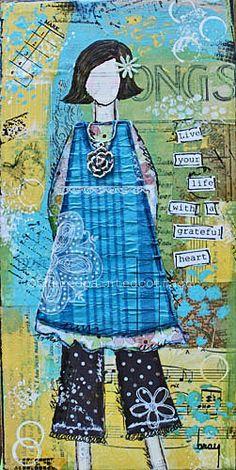 Mixed Media Art Journals | Mixed Media | Collage & Art Journals