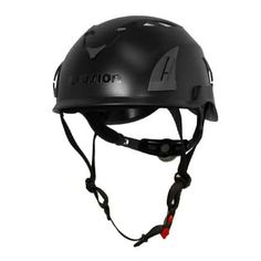 Fusion Climb Meka II Climbing Bungee Zipline Safety Protection Helmet Black for sale online Cool Bike Helmets, Bicycle Helmet, Riding Helmets, Rock Climbing Shoes, Construction Safety, Safety Helmet, Best Rock, Bouldering, Black Diamond