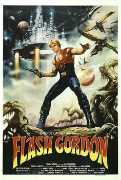 Flash Gordon poster 2
