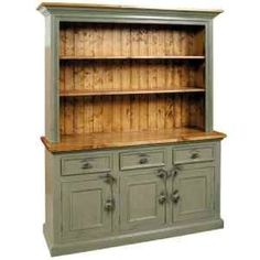 This Would Be A Good Color For The Hutch Kitchen Add Personality With A Free Standing Piece Of Furniture Like A Hutch Or A Breakfast Table