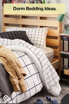 Warm up to your new space with tons of comfy & cozy bedding options.
