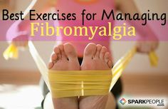 Exercising With Fibromyalgia | via @SparkPeople #fitness #exercise