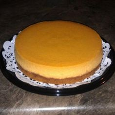 Paula Deen's Pumpkin Cheesecake Recipe