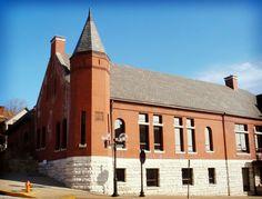 alton illinois historic | Hayner Public Library, downtown Alton, ... | Alton, Illinois (History)