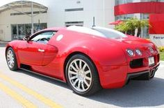2008 Bugatti Veyron