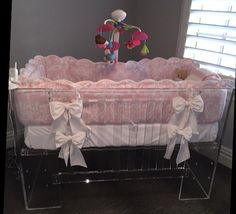 Nursery Works, Dimples, Nurseries, Bassinet, Bed, Furniture, Home Decor, Baby Rooms, Homemade Home Decor