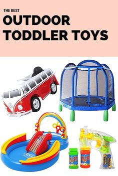 The Best Summer Toys