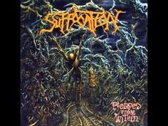 Suffocation - Pierced From Within (Full Album)