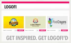 logofi 15 Best Sites For Logo Design Inspiration #Logo #Design #Inspiration