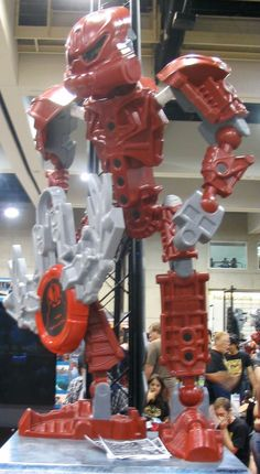 Bionicle at Comic-Con 2004