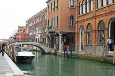 Fondamenta Daniele Manin, canal sur l'île de Murano (Lagune de Venise) - Blog Voyage Trace Ta Route